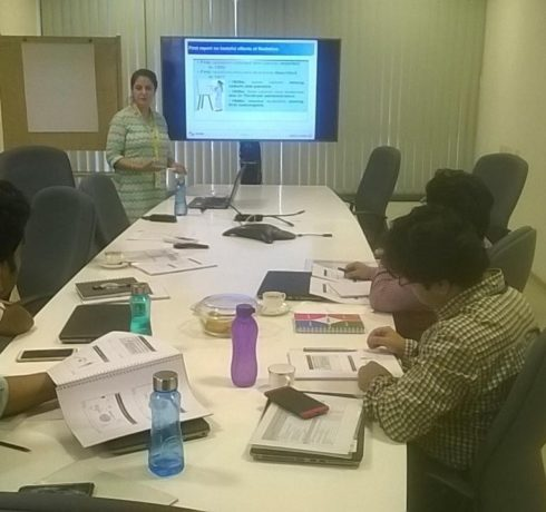 Training on X-ray radiation protection and emergency management