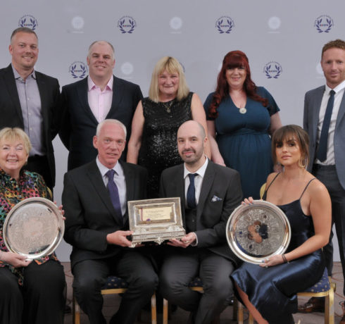 NUVIA wins prestigious health and safety awards