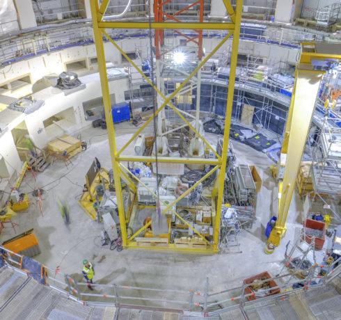 ITER, un travail d'orfèvre