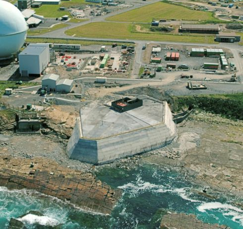 NUVIA awarded the Advanced Transition Works contract by Dounreay Site Restoration Ltd (DSRL)