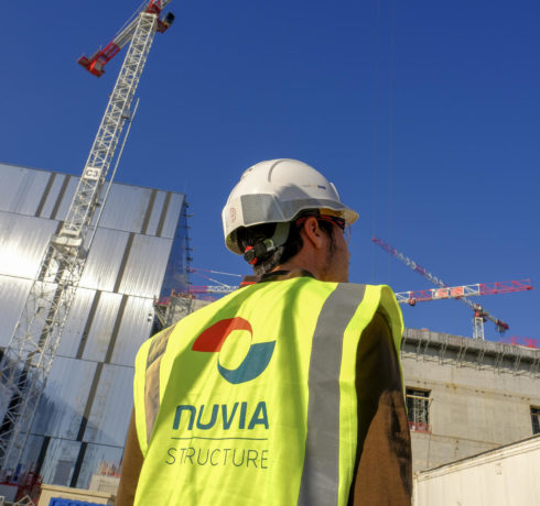 ITER renews its confidence in NUVIA with signature of LTCC framework contract