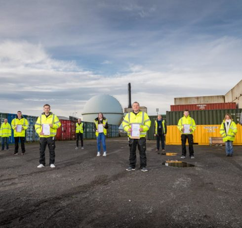 NUVIA committed to training and supplying Health Physics resource to Dounreay (DSRL)