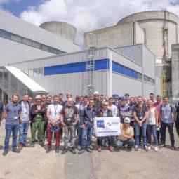 Le projet STABCOR pour des installations nucléaires plus sûres