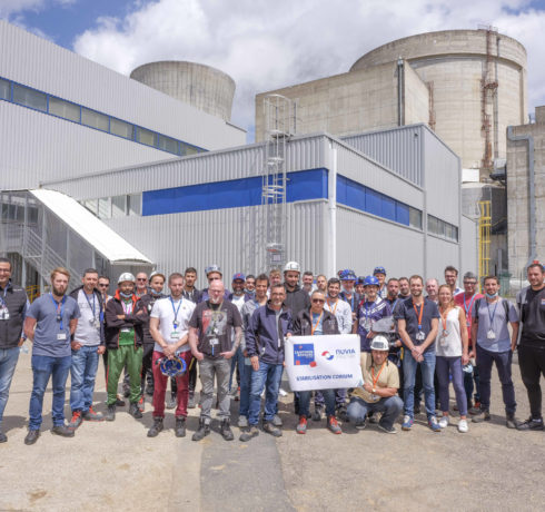 STABCOR Project for Safer Nuclear Installations
